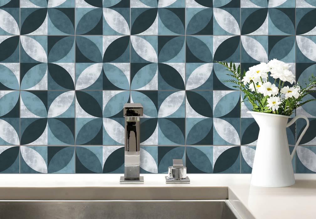 modern  by K&L Wall Art, Modern Synthetic Brown
