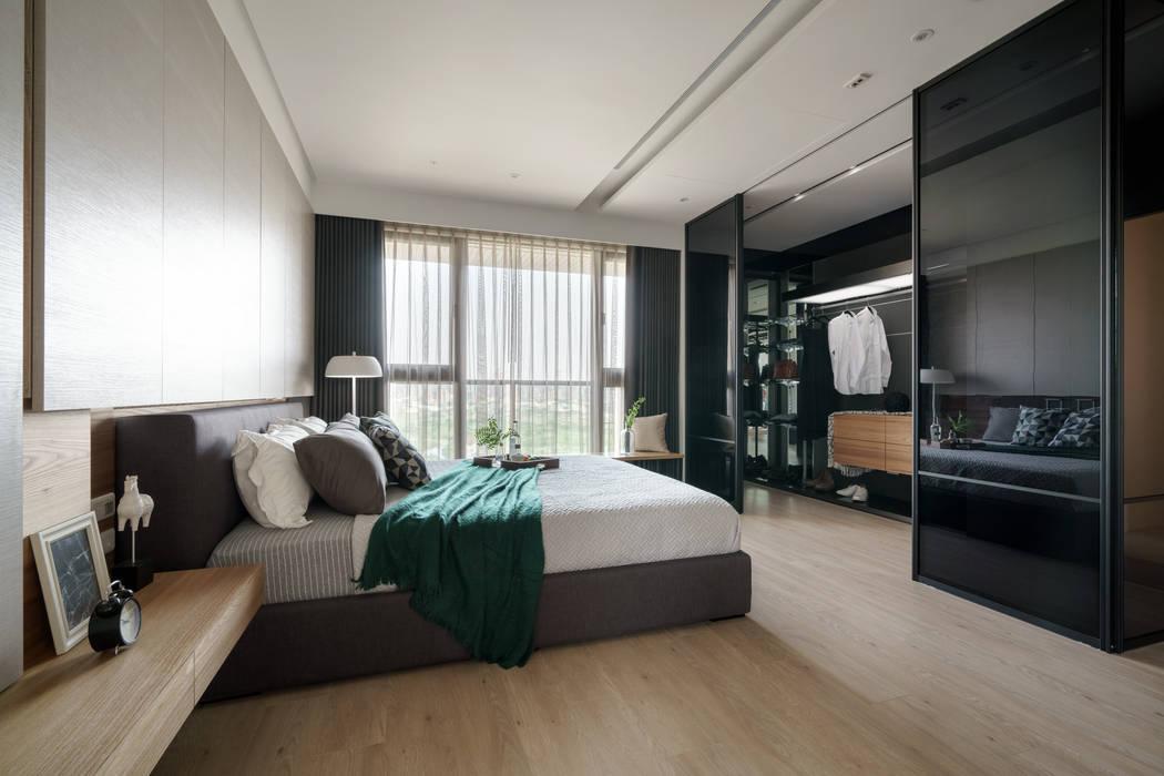 靚 根據 千綵胤空間設計 現代風 木頭 Wood effect