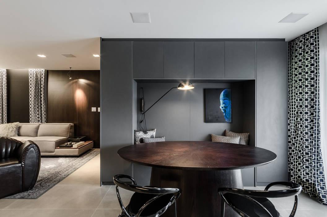 Salle à manger moderne par tiago rocha interiores moderne ...