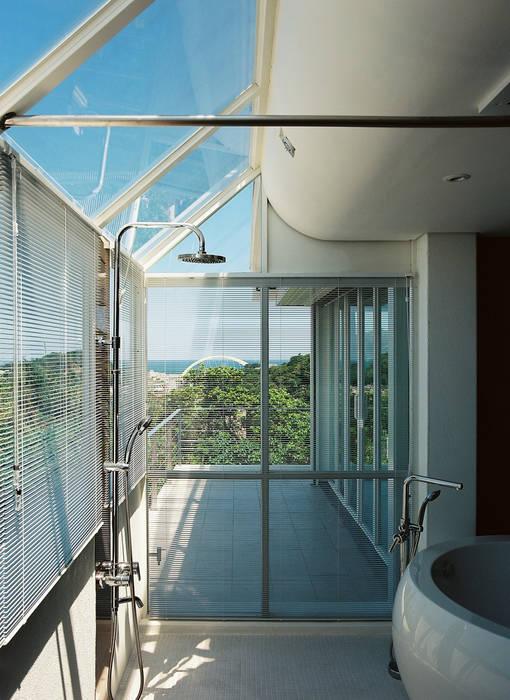 Bathroom by 鄭士傑室內設計,
