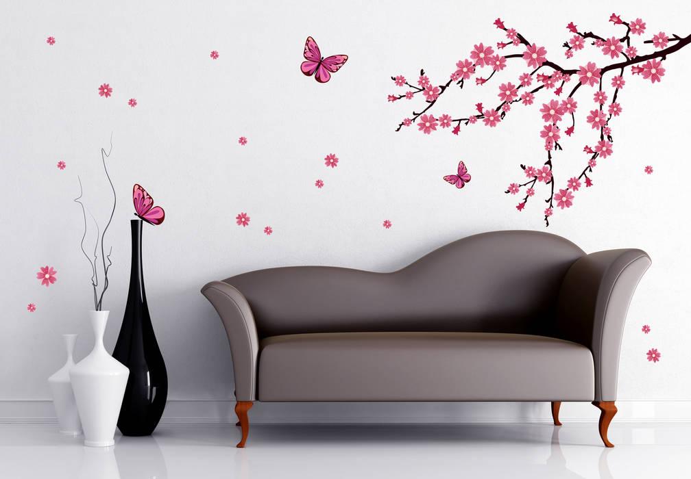 par K&L Wall Art Moderne Synthétique Marron