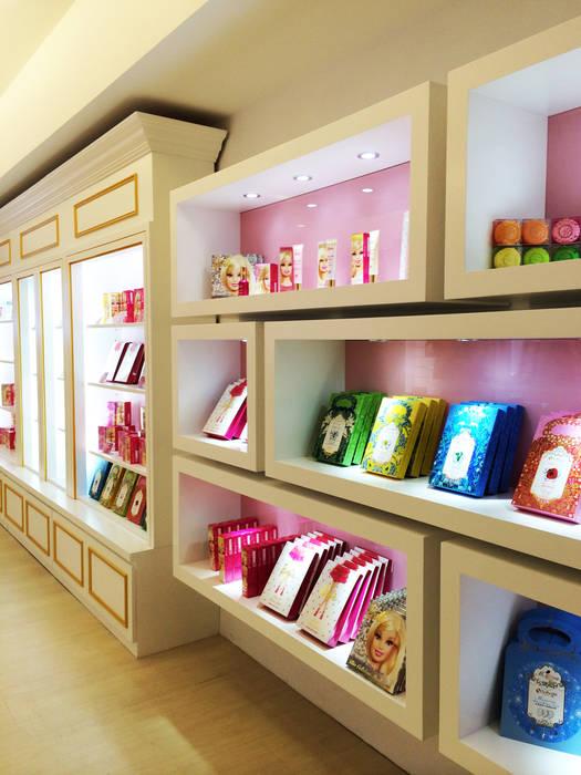 Shopping Centres by 双設計建築室內總研所, Modern