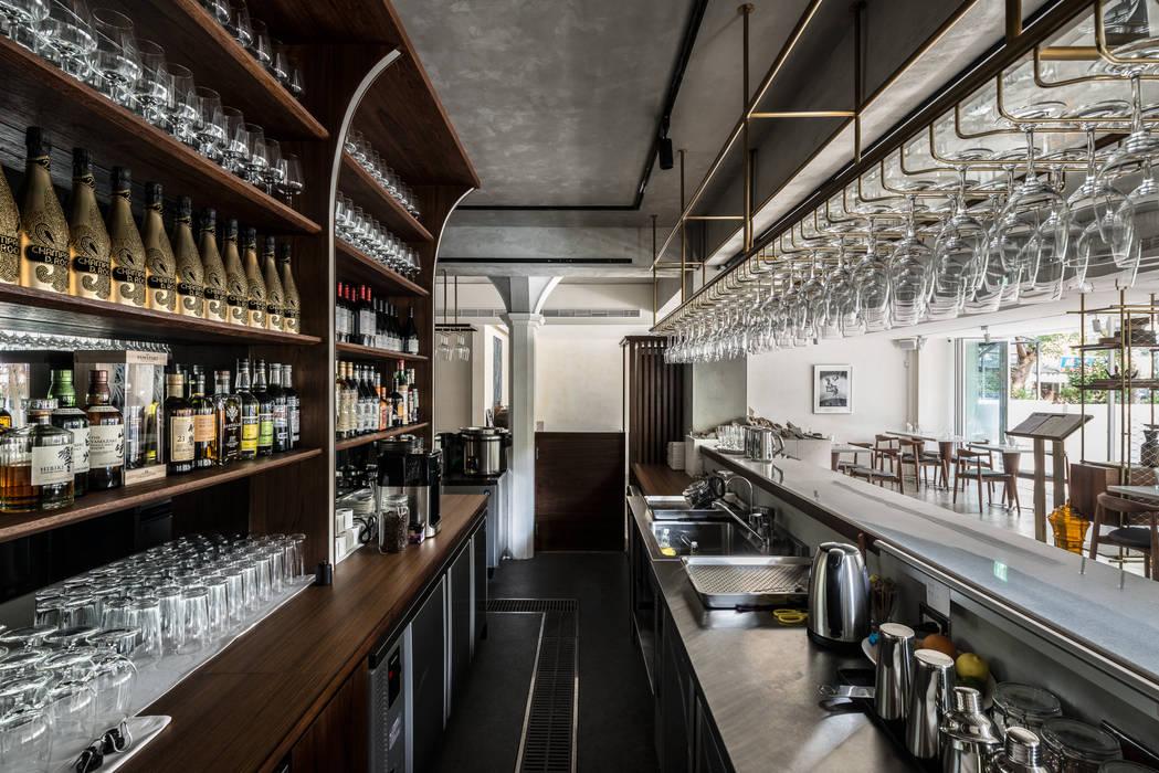 Bar 根據 鄭士傑室內設計 現代風