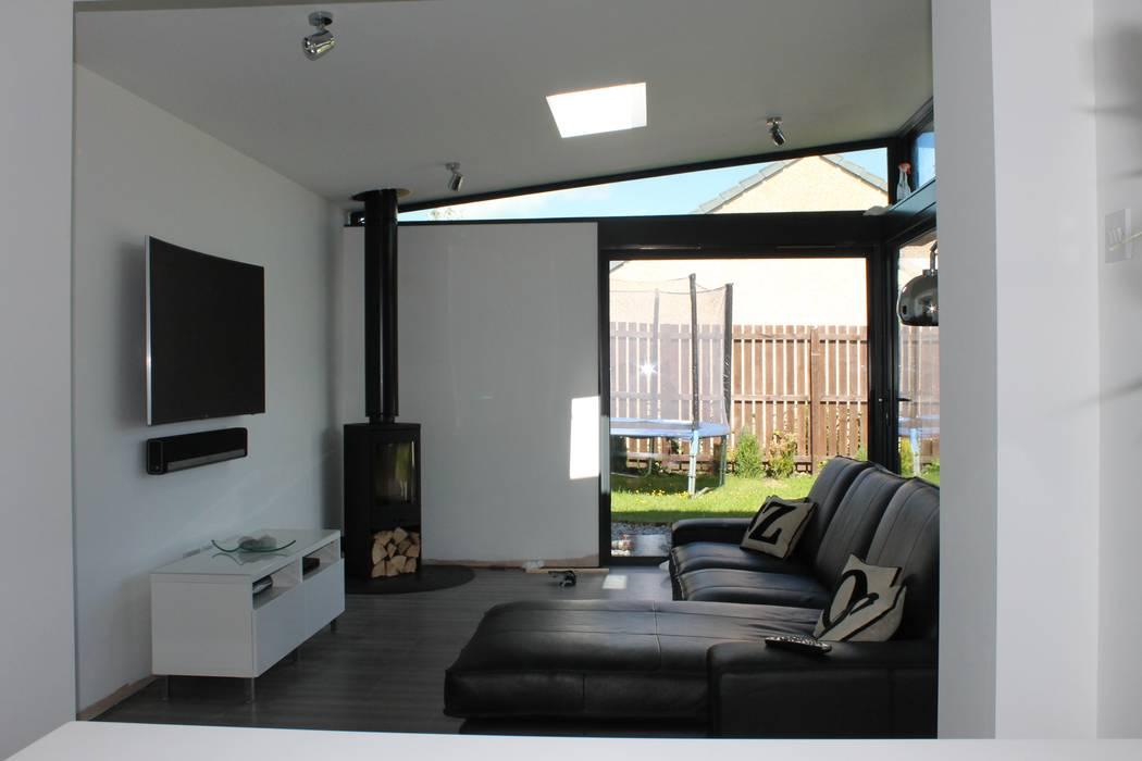 Dab Den Extension Dab Den Ltd Modern Living Room