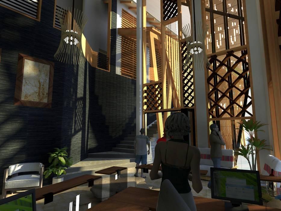 by Paz Ingenieros & Arquitectos Modern