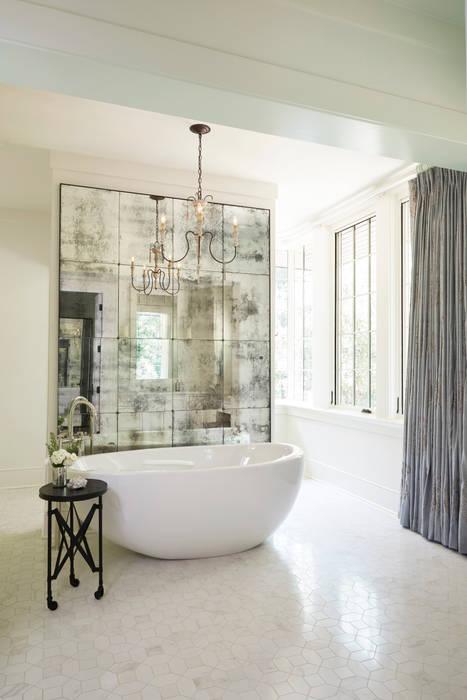 Baños de estilo  por Christopher Architecture & Interiors, Clásico