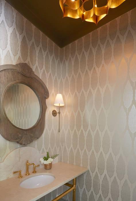 Baños de estilo clásico de Christopher Architecture & Interiors Clásico