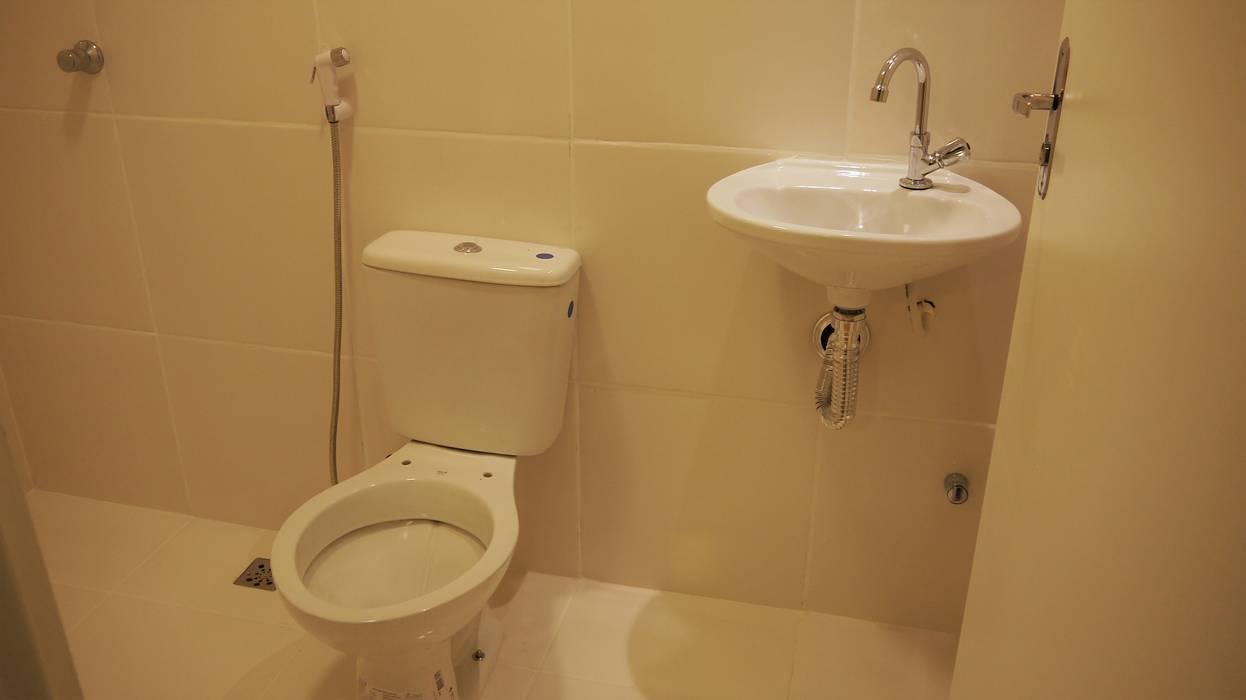Phòng tắm by Casa Container Marilia - Arquitetura em Container