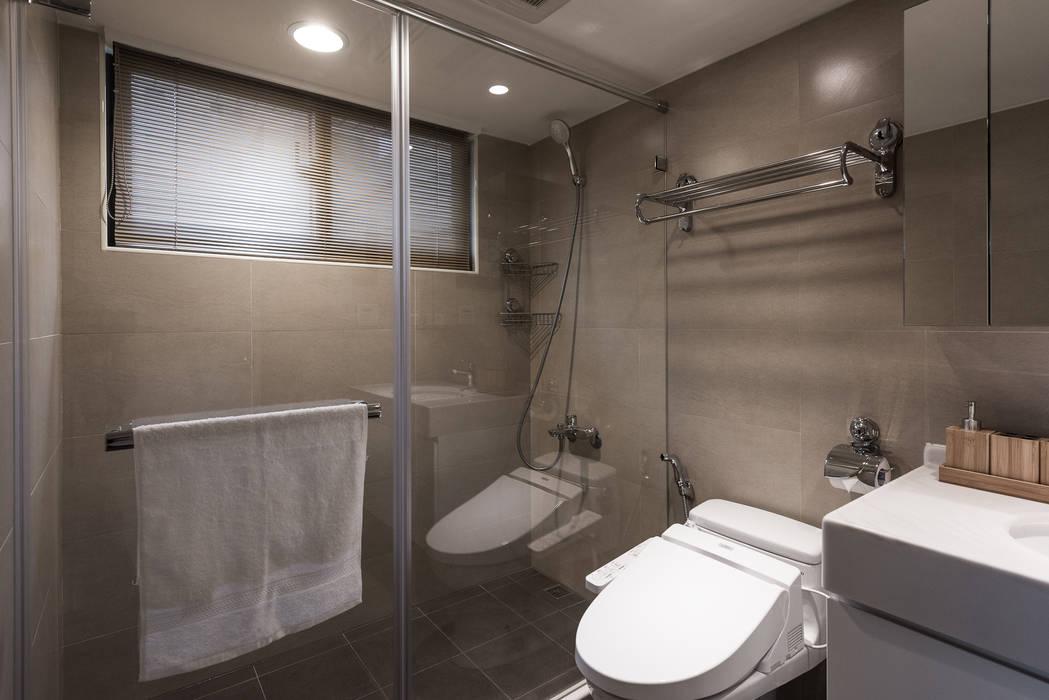 主浴 根據 你你空間設計 北歐風