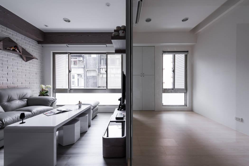 局部清玻隔間 根據 你你空間設計 現代風
