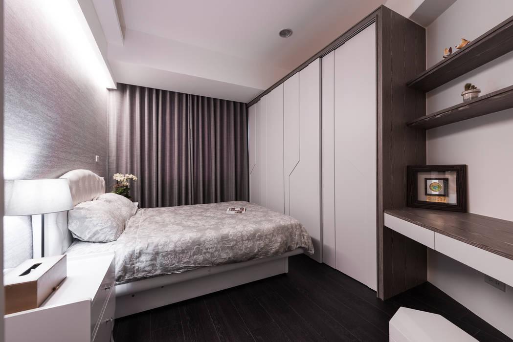 主臥房 根據 你你空間設計 現代風