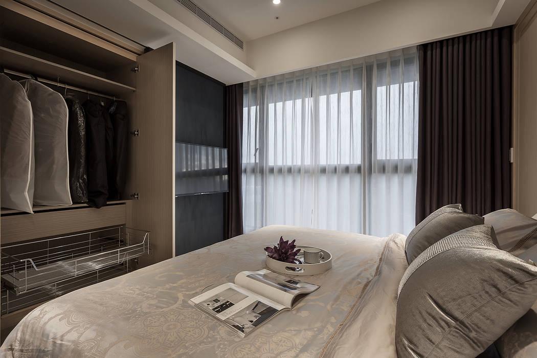 機能整合:  臥室 by 你你空間設計