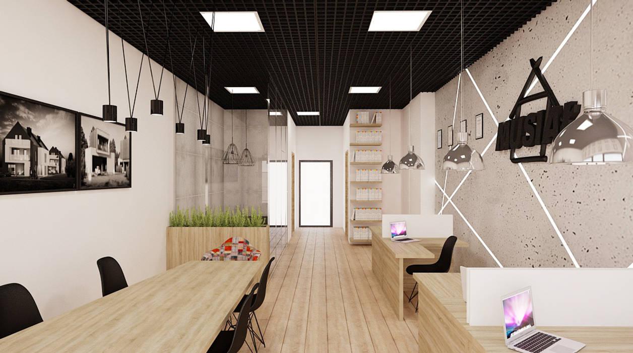 8d60701acd Projekt biura nieruchomości  styl