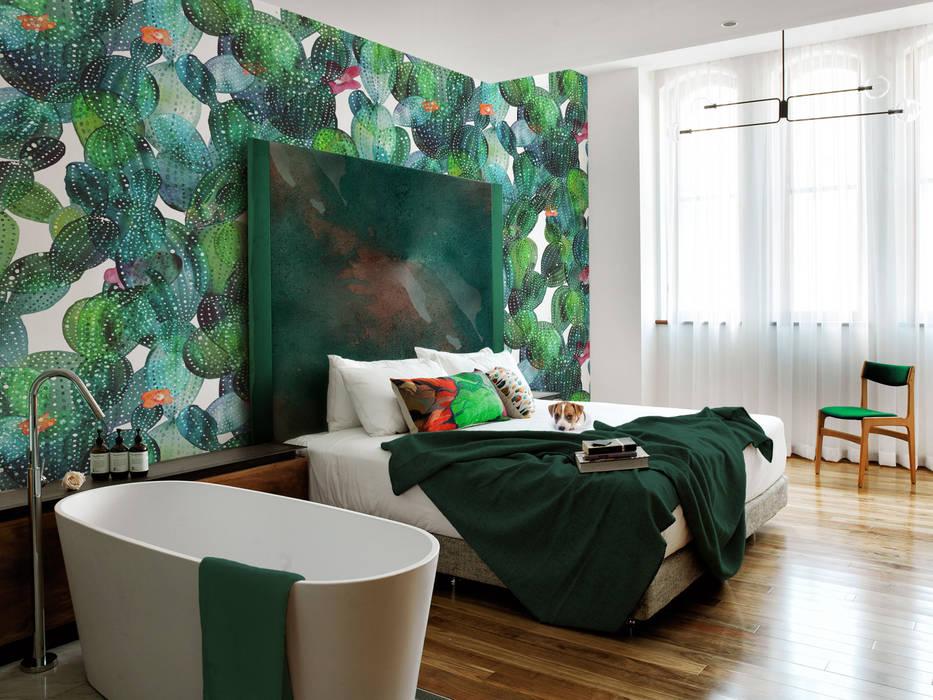 WILD GREEN Pixers BedroomAccessories & decoration