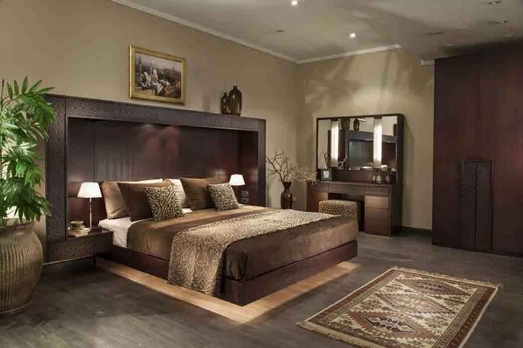 غرفة نوم من homify كلاسيكي
