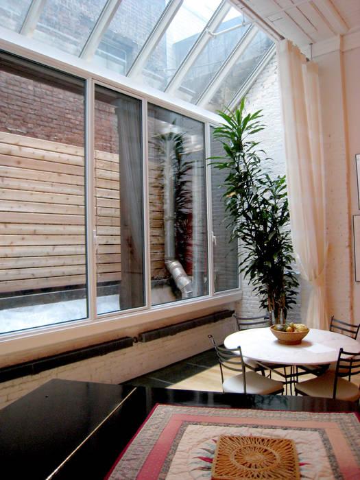 SA-DA Architecture Pintu & Jendela Modern