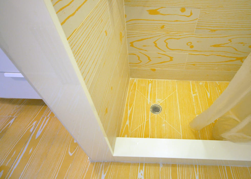Modern style bathrooms by SA-DA Architecture Modern