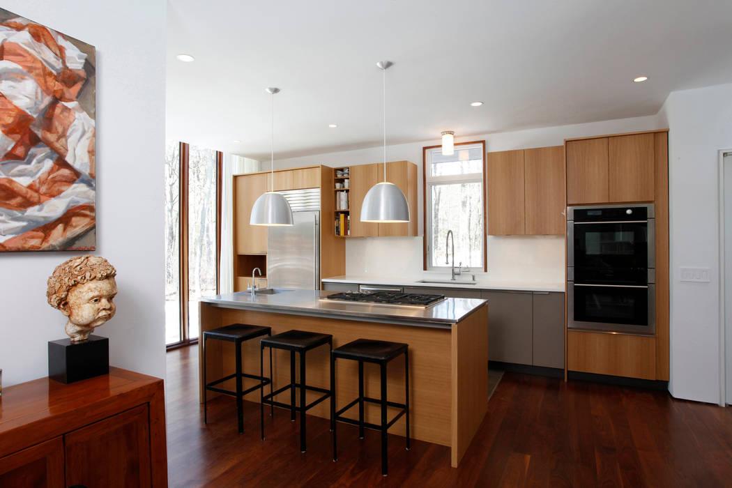 Lansbury Residence SA-DA Architecture Modern Kitchen
