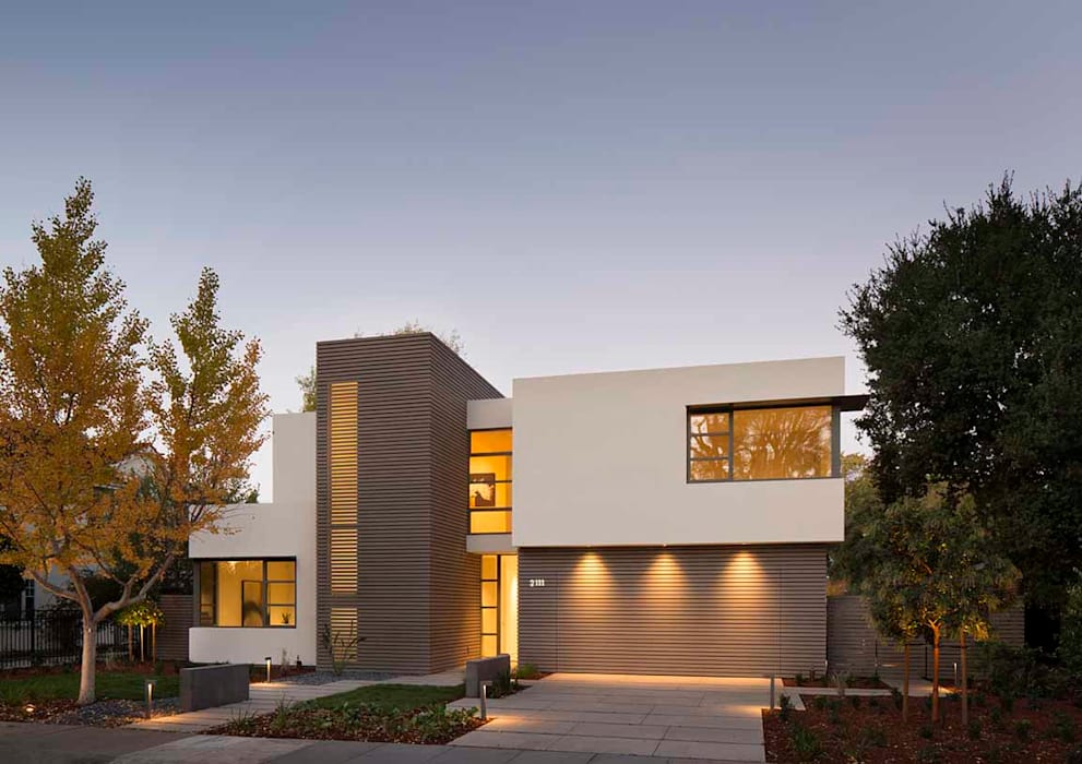 The Lantern House Modern Houses by Feldman Architecture Modern