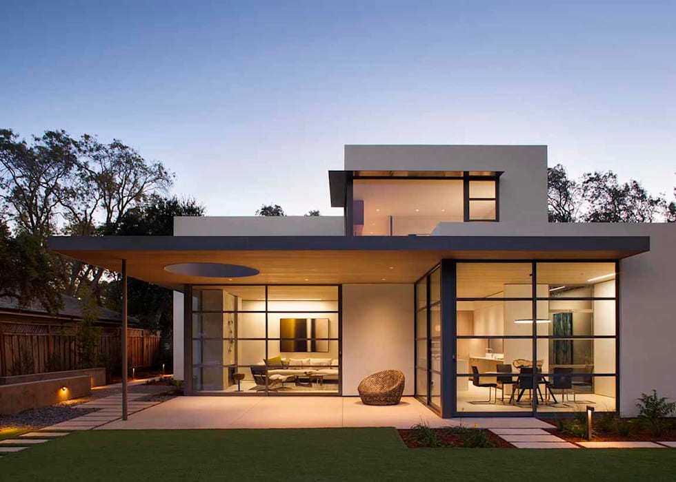 The Lantern House:  Houses by Feldman Architecture