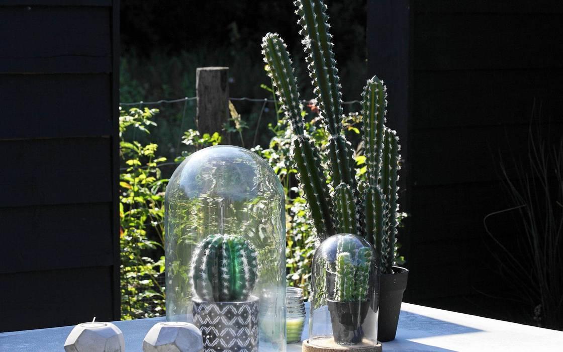 Decoratie in de tuin: moderne tuin door stoop tuinen homify