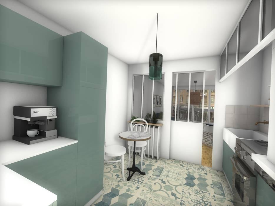 Cuisine: Cuisine de style de style Moderne par Dem Design