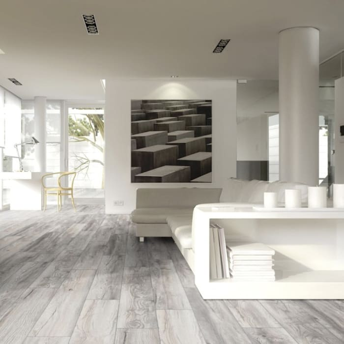Pavimento laminato 12 mm. rovere sbiancato ac5 made in germany: in ...