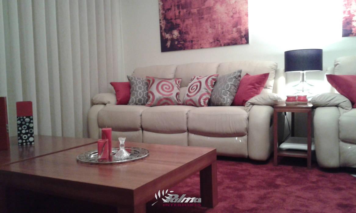 Sala RED por Palma Interiores Moderno