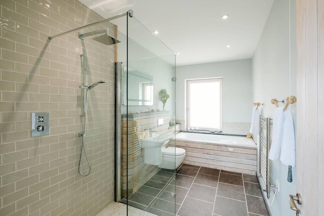 Treasure House, Polzeath   Cornwall Perfect Stays Rustic style bathroom