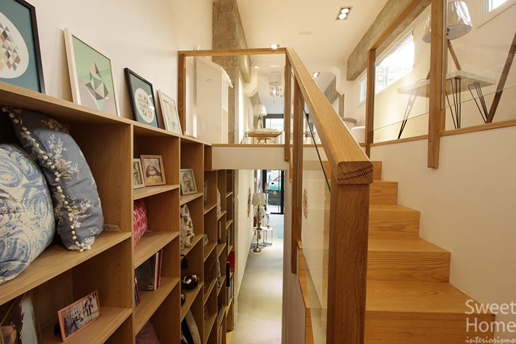 Tienda de decoraci n en bilbao oficinas y tiendas de estilo de sweet home interiorismo homify - Decoracion de interiores bilbao ...