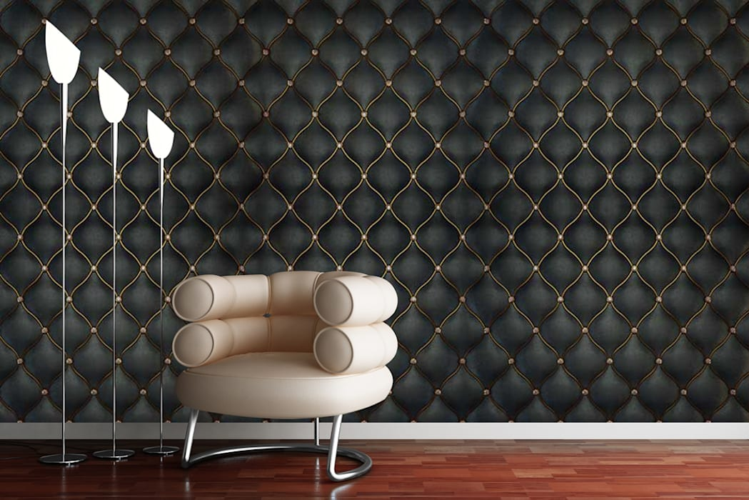 Texture wallpaper patterns for interior wall decor using custom wallpaper for home and office decor. Walls and Murals by wallsandmurals