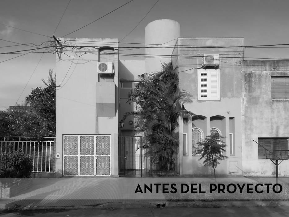 Casa SC - REFORMA de D'ODORICO arquitectura Moderno