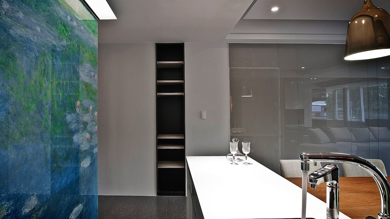 BRAVO INTERIOR DESIGN & DECO    JIA STYLE:  餐廳 by 璞碩室內裝修設計工程有限公司
