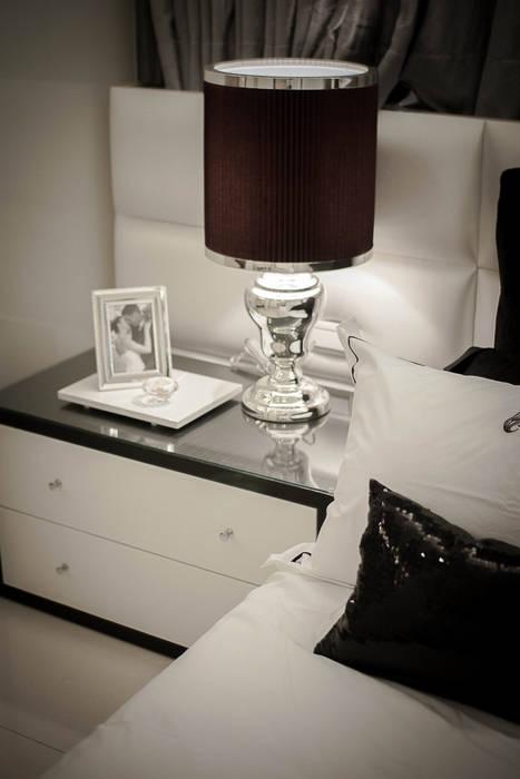 BRAVO INTERIOR DESIGN & DECO    CHIC II STYLE:  臥室 by 璞碩室內裝修設計工程有限公司