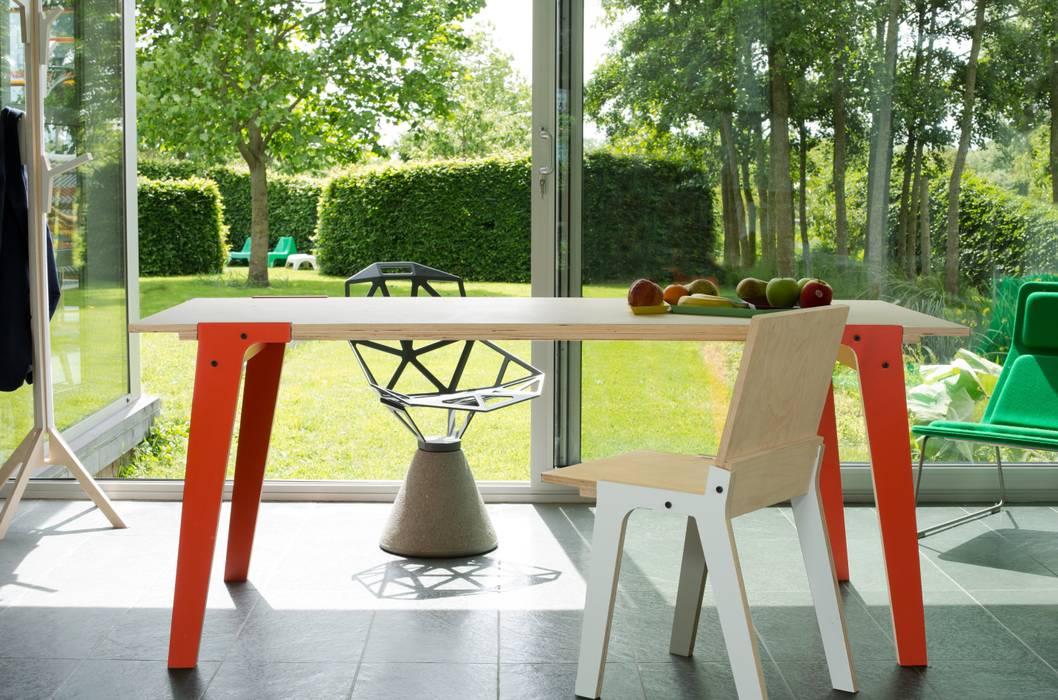 5630f4ba8643a6 rform Designmöbel aus Birkenschichtholz  Esszimmer von EIKORA - Badezimmer  und Wohnideen Versand