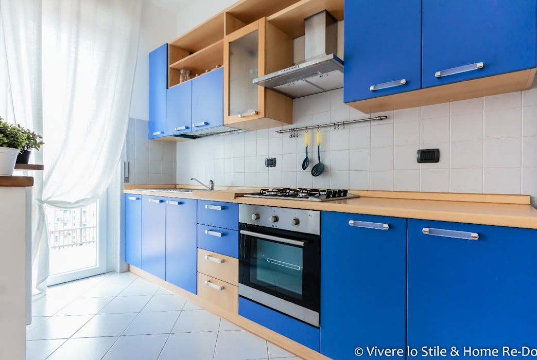 廚房 by Vivere lo Stile, 現代風