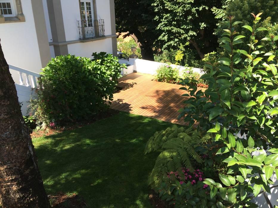 Moradia em Sintra por Jardins do Paço