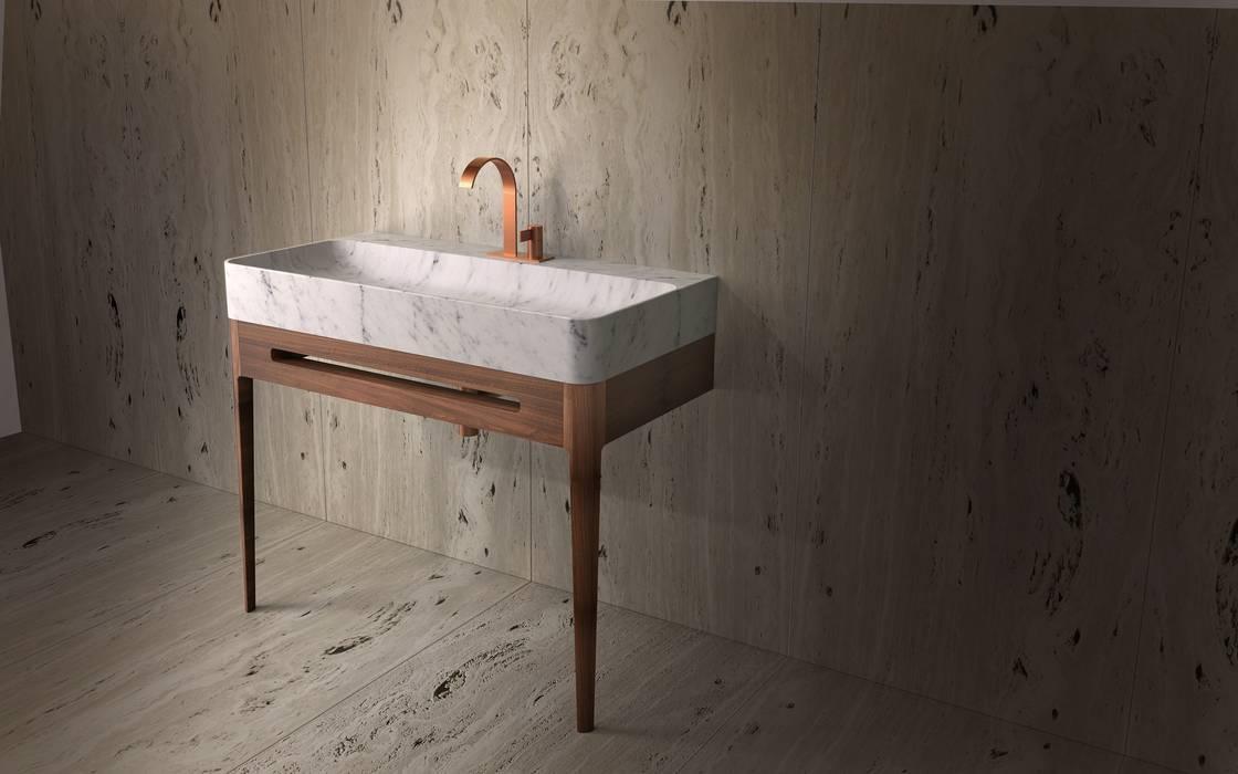 modern  oleh TCC Whitestone, Modern Marmer
