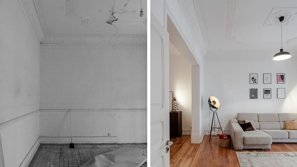 Sala de estar | Living room FMO ARCHITECTURE