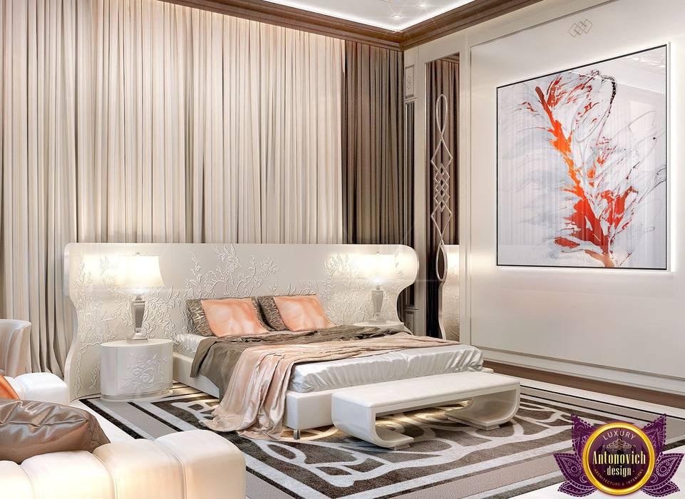 Bedroom by Luxury Antonovich Design
