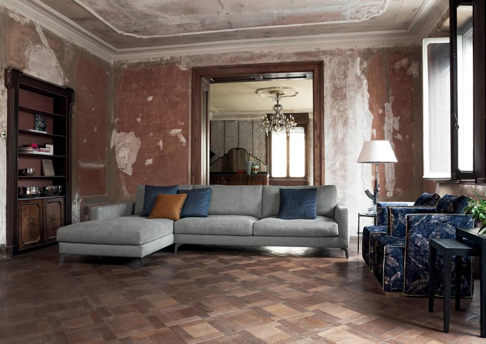 Salon de style  par IQ Furniture,
