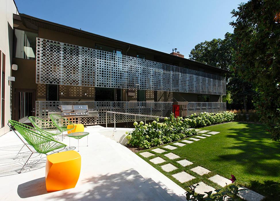 Casas estilo moderno: ideas, arquitectura e imágenes de Unit 7 Architecture Moderno