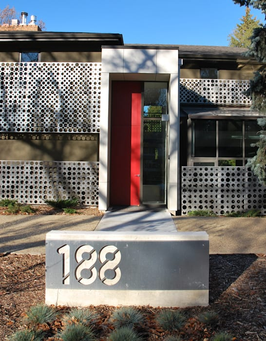 Rumah Modern Oleh Unit 7 Architecture Modern