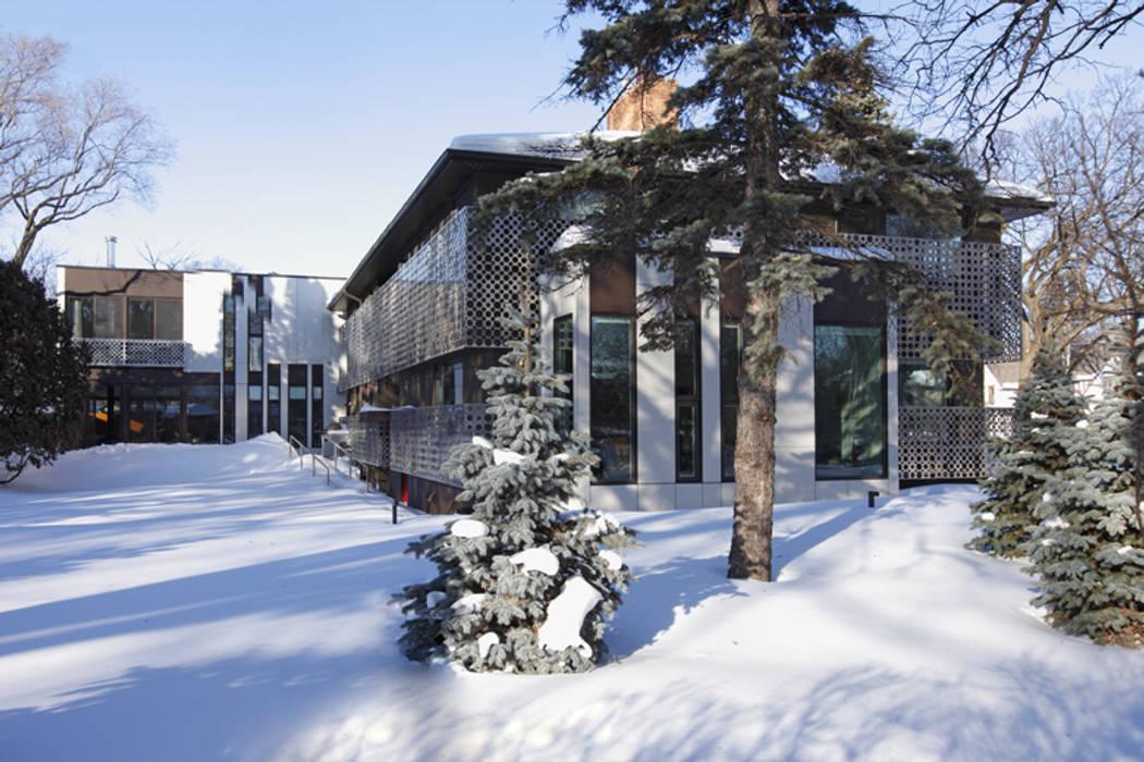 Handsart Residence Exterior Unit 7 Architecture Modern houses