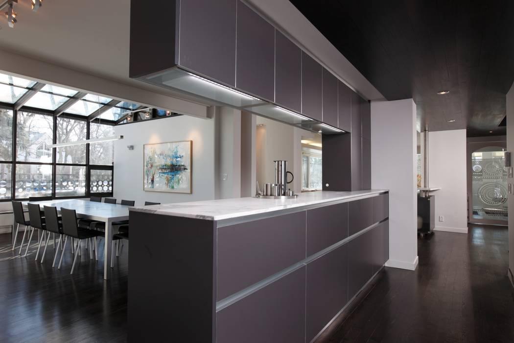 Modern style kitchen by Unit 7 Architecture Modern