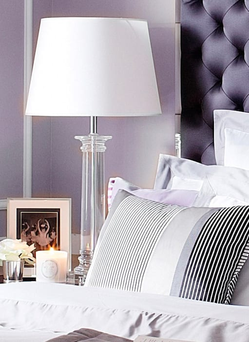Dormitorios de estilo  de Conexo., Moderno Madera maciza Multicolor