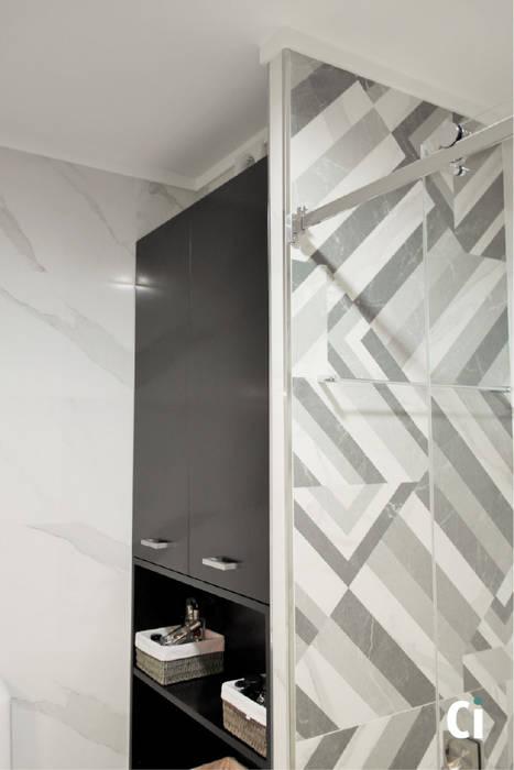 Detalhes: Casas de banho  por Ci interior decor