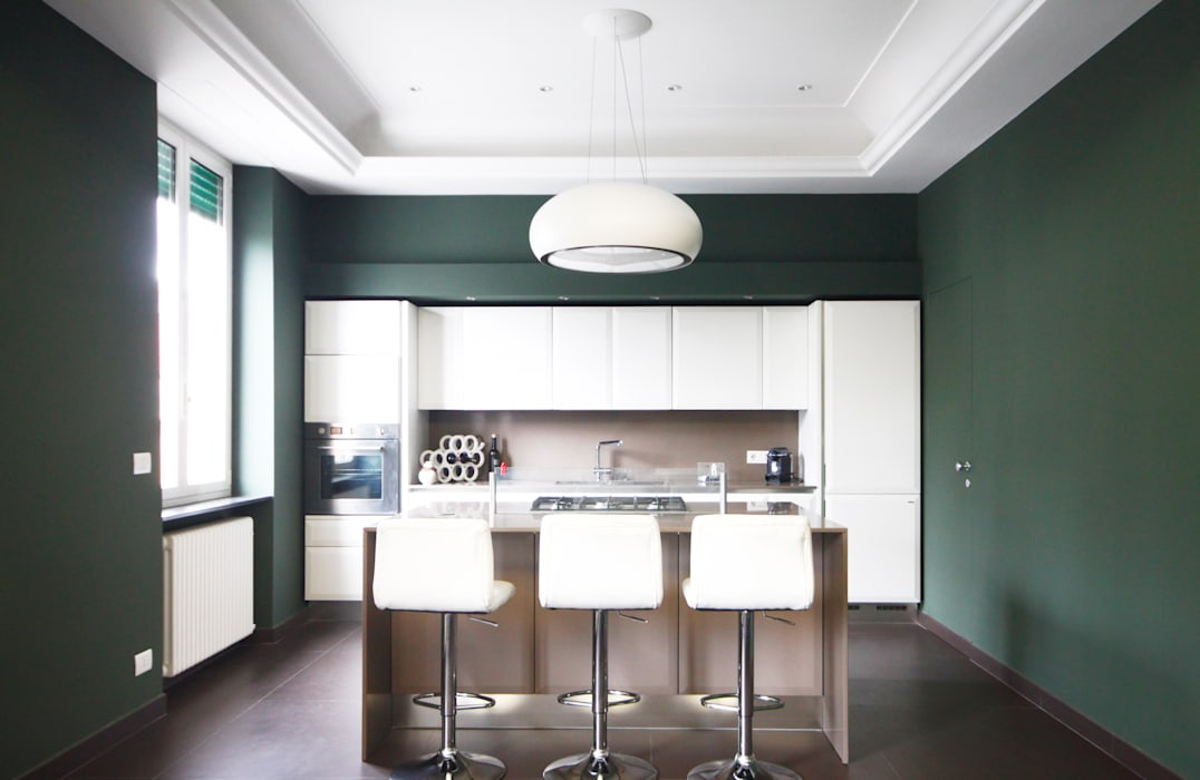 Keuken door Andrea Orioli, Minimalistisch
