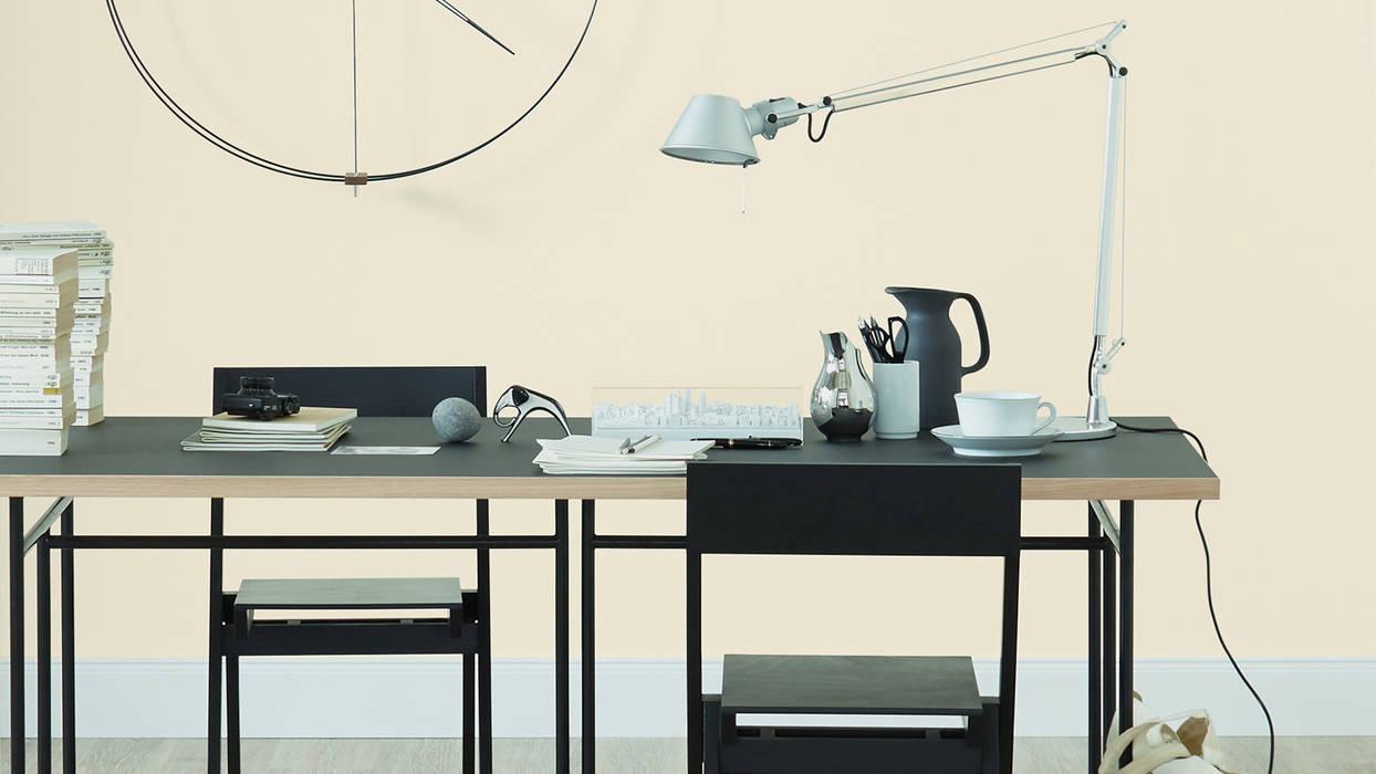 Trendfarbe sylt: arbeitszimmer von schöner wohnen-farbe ...