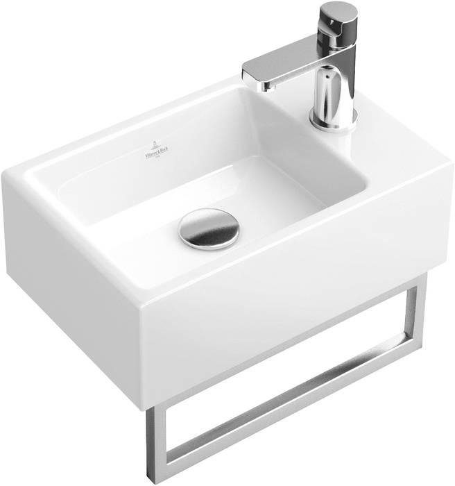 Pequeños baños baños de estilo moderno de villeroy & boch ...